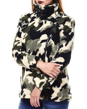 Womens-Winter - Camo Cozy Jacket-2285000