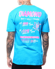 Diamond Supply Co - CA$H FOR DIAMOND S/S TEE-2285854