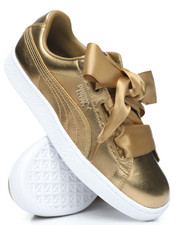 Puma - Basket Heart Luxe Sneakers-2286180