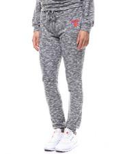 Bottoms - NY Knicks  Women Hacci Jogger-2286081