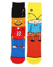 ODD SOX - Arnold & Gerald Crew Socks-2286289