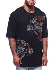 Sean John - Vexed Tiger Tee (B&T)-2286329