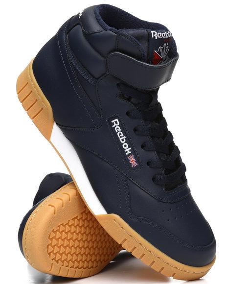 buy ex o fit hi sneakers men 39 s footwear from reebok find. Black Bedroom Furniture Sets. Home Design Ideas