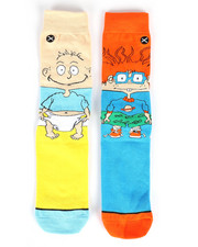 ODD SOX - Tommy & Chuckie Crew Socks-2286295