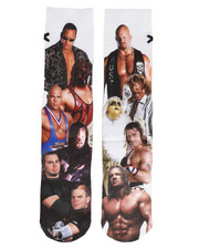 DRJ SOCK SHOP - Attitude Era - WWE Wrestling Socks-2286306