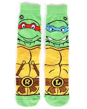 ODD SOX - Retro Turtles Crew Socks-2286298