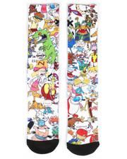 Socks - 90s Squad Crew Socks-2286296
