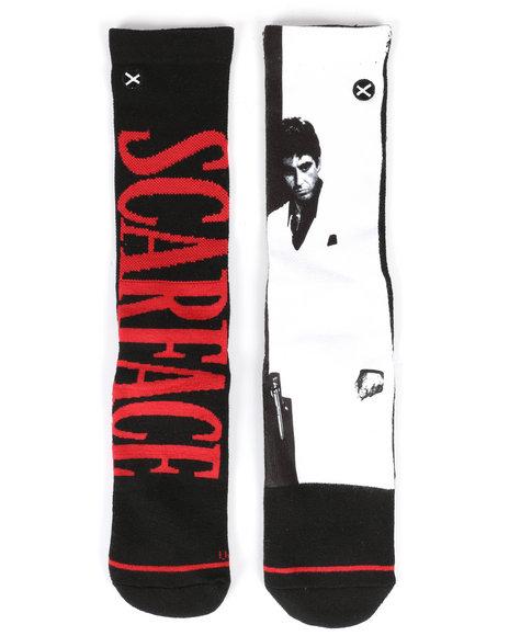 ODD SOX - Scarface Crew Socks