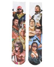 ODD SOX - WWE Legends Wrestling Socks-2286307