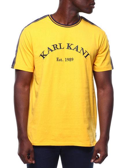 Karl Kani - KANI TAPED LOGO SS TEE