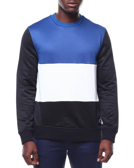 Calvin Klein - EUROPE OVERSIZED COLORBLOCK SWEATSHIRT