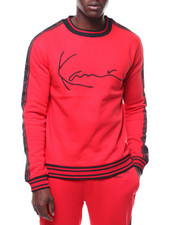 KANI TAPE CREWNECK SWEATSHIRT