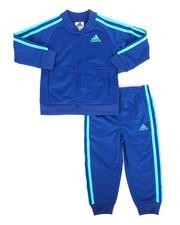 Adidas - 2 Pc Home Run Tricot Track Set (2T-4T)-2284096