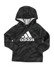 Adidas - Moto Camo Pullover Hoodie (4-7x)-2285098