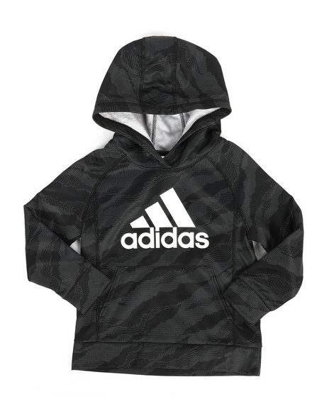 Adidas - Moto Camo Pullover Hoodie (4-7x)