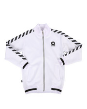 Activewear - Neoprene Track Jacket (8-20)-2284070