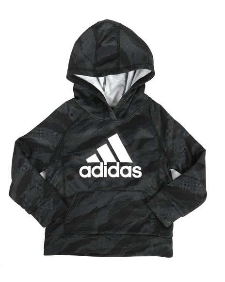 Adidas - Moto Camo Pullover Hoodie (2T-4T)