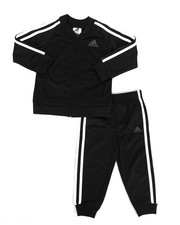 Adidas - 2 Pc Home Run Tricot Track Set (2T-4T)-2284100