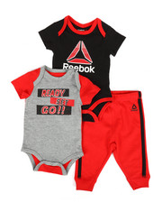 Reebok - Racing 3Pc Set (Infant)-2285536