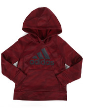 Adidas - Moto Camo Pullover Hoodie (2T-4T)-2285089