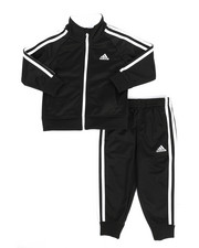Adidas - 2 Piece Classic Tricot Track Set (2T-4T)-2285331