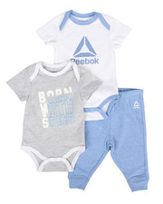 Reebok - Racing 3Pc Set (Infant)-2285564