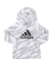 Adidas - Moto Camo Pullover Hoodie (4-7X)-2285296