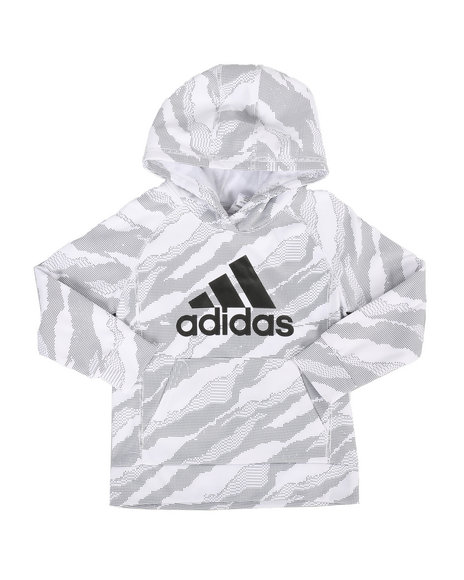 0537126d698e Buy Moto Camo Pullover Hoodie (4-7X) Boys Hoodies from Adidas. Find ...
