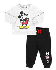 Disney/Sesame Street - 2 Piece Fleece Jogger Set (Infant)-2285687