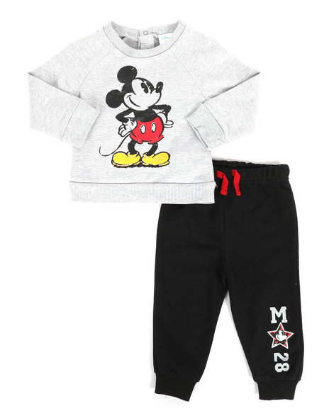 Disney/Sesame Street - 2 Piece Fleece Jogger Set (Infant)