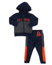 Reebok - Color Block 2Pc Track Set (2T-4T)-2285412