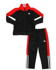 Adidas - Paramount Tricot Track Set (4-7x)-2285343