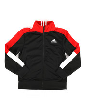 Boys - Color Block Track Jacket (8-20)-2285349