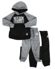 Reebok - 3 Pc Run Set (2T-4T)-2285679