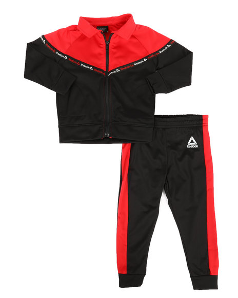Reebok - 2Pc Track Set (2T-4T)