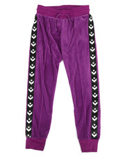Converse - Star Chevron Velour Track Pants (7-16)-2287049