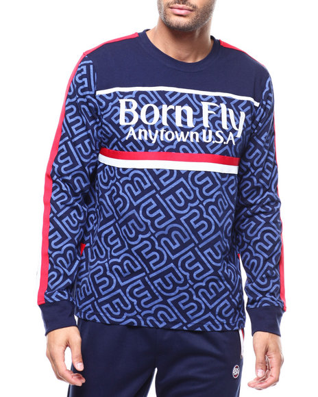 Born Fly - CAFETERO LS TEE