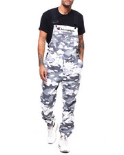 Champion - CAMO SUPER FLEECE OVERALLS-2287781