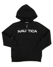 Nautica - Fleece Hoodie (8-20)-2287284