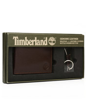 Timberland - Leather Wallet/Bottle Opener Set-2287442