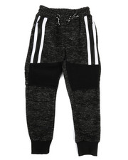 Boys - Sweatpants w/ Side Zippers (4-7)-2286964