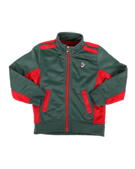 Phat Farm - Color Block Tricot Jacket (2T-4T)