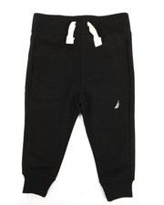 Bottoms - Fleece Joggers (2T-4T)-2287086