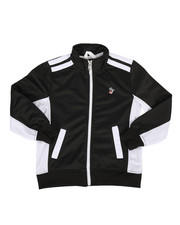 Boys - Color Block Tricot Jacket (4-7)-2286857