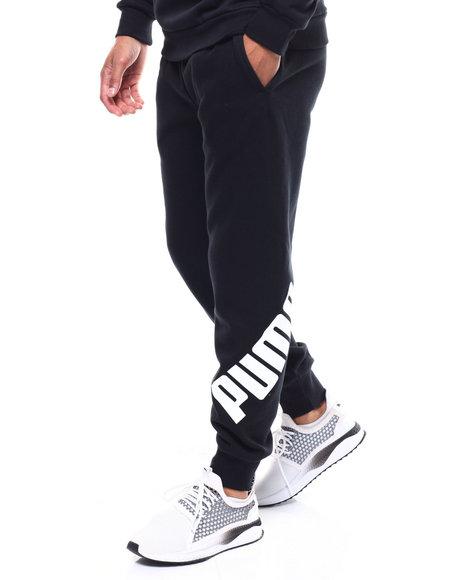 Puma - Oversize Logo Pant