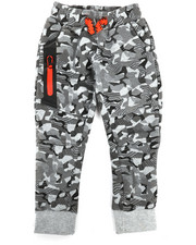 Bottoms - Sweatpants w/ Zipper Detail (2T-4T)-2286980