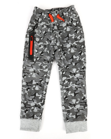 Phat Farm - Sweatpants w/ Zipper Detail (4-7)