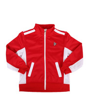 Boys - Color Block Tricot Jacket (4-7)-2286872