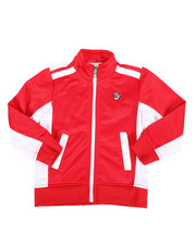 Activewear - Color Block Tricot Jacket (2T-4T)-2286853