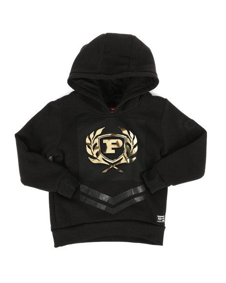 Phat Farm - Embossed Metallic Fleece Hoodie (4-7)